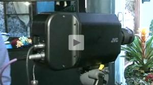 JVC 4K Camera and 4K Monitor