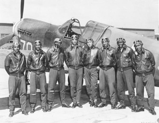 The Tuskagee Airmen