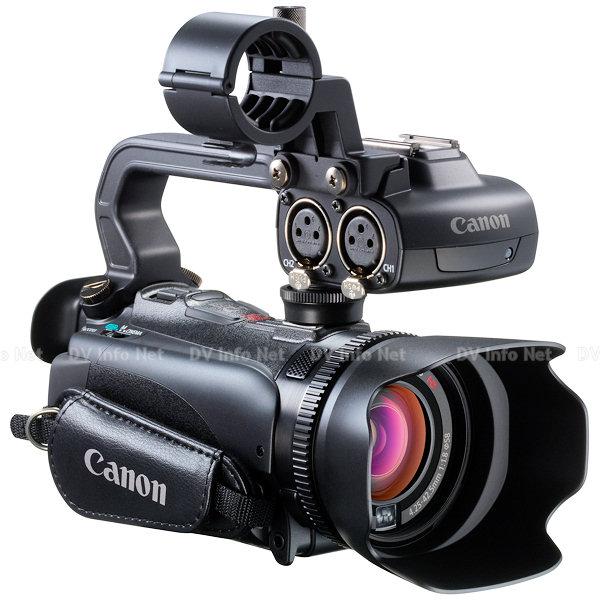 canon introduces the compact xa10 professional camcorder rh dvinfo net Creative Art Ideas Creative Art