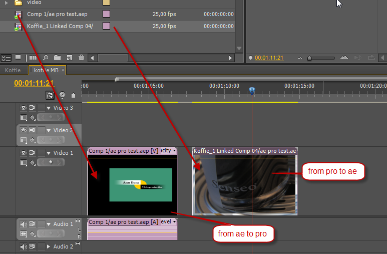 adobe premiere linking the incorrect file how to change that