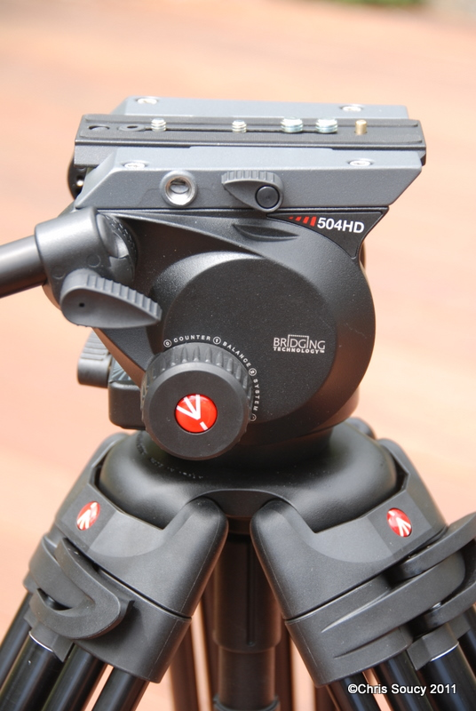 manfrotto 504hd 546gbk comparatif