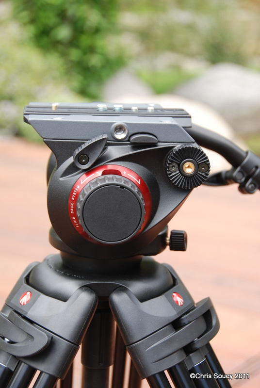 Review Manfrotto 504hd 546gbk Video Support System