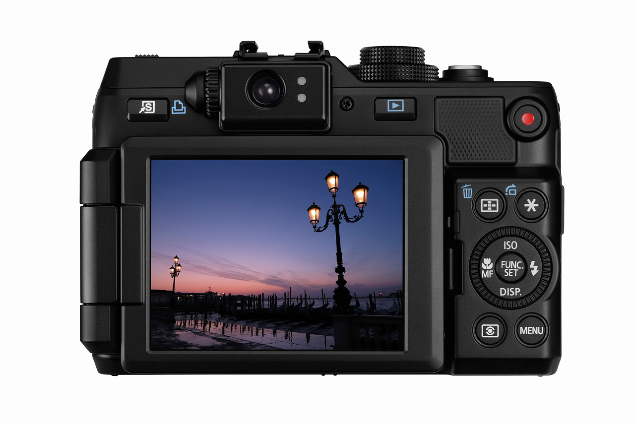 Canon Introduces PowerShot G1 X and Elph 520 HS, 110 HS at DVInfo.net
