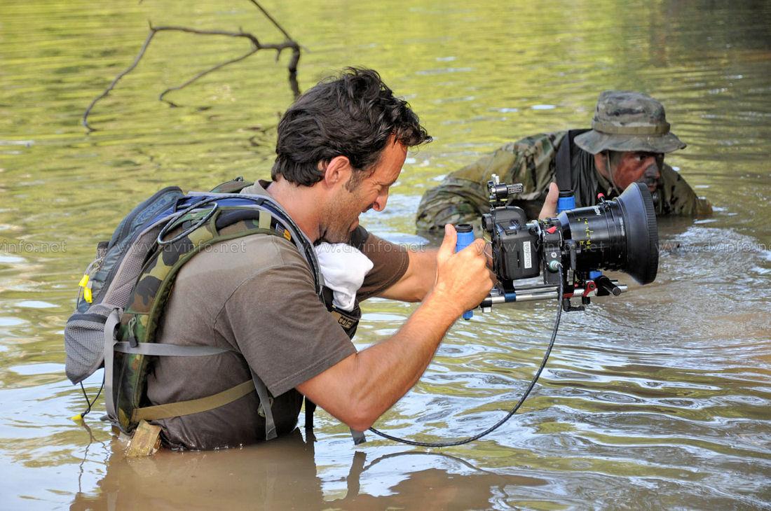 Eos 5d mark ii digital slr cameras shoot act of valor at
