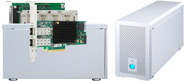 Netstor Releases Thunderbolt™ PCIe Expansion Device and Storage